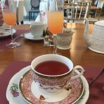 A perfect cup of tea