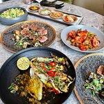 Wagyu steak, roasted cabbage, Wagyu Rice