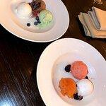 Sorbet and gelato
