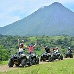 The Discovery Adventures ATV Guided Experience in La Fortuna, Arenal Volcano