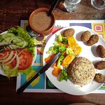 Foto de Sebasthiana Beach Bar & Burger