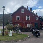Bilde fra Gamle Eidsfoss Kro