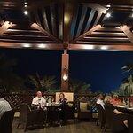 Piaceri terrace dining
