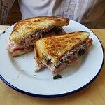 Muffuleta Sandwich
