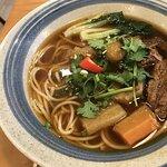 桂花小幸 牛肉麵 茶飲 休閒餐廳 b+bc照片