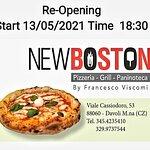 Foto de Pizzeria New Boston