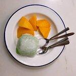 椰汁芒果糯米飯