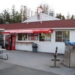 Gateway Lunts Lobster Pound is the place to go for fresh seafood. Delicious haddock sandwiches i