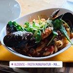 Restaurante Al dente _ Pasta Manufaktur Foto
