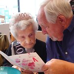 100th Birthday lunch