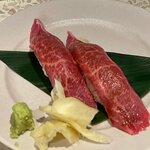 🔥生牛肉壽司