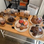 Bakery items at Plumcot