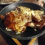 Bul Bo Ssam with Cheese