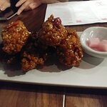 Spicy Soy Fried Chicken