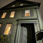 Lizzie Borden House Tour