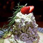 📍脆蛋白綠茶慕絲卷蛋
