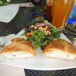 Very Good Chicken Salad Croissant