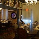 Moscato..inside dining room.