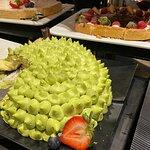 Le Cafe~晚餐~泰式榴槤蛋糕