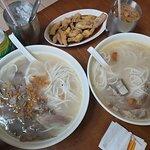 瘦黑山羊湯鍋細碗米線&牛腩細碗米線&涼拌鳳爪