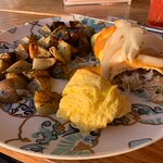 Yucatan Omelet