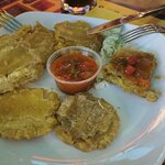 Tostones (chatinos, patacones)