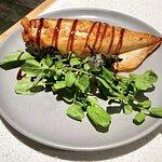 烤釀原隻鮮魷魚 ($188)