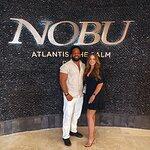 Bild från Nobu Dubai