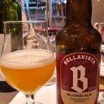 Cerveja artesanal da região