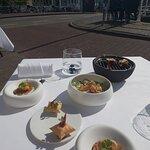 We hebben een fantastische ervaring gehad en gekozen voor het chefs menu (5 gangen). Het was hee