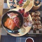 Mix Freestyle Sushi & Sashimi
