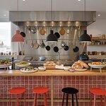 Living Kitchen By Zoku Vienna Foto