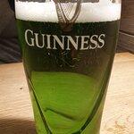 zielone piwo