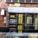Expositor refrigerado para miguelitos
