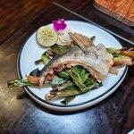 香蔥烤油甘魚鮫
