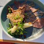 Bilde fra Gamle Tårnhuset restaurant