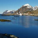 Bilde fra Holmen Lofoten