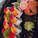Bilde fra Ginsara Sushi Bar