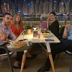 Ketch Up Dubai Restaurant resmi