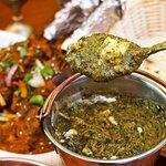 📍印式芝士菠菜 ($88)