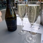 The prosecco was wonderful!
