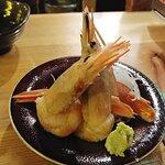 赤蝦刺身(免費活動)