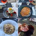 Φωτογραφία: Trattoria-Pizzeria ''Da Carla''
