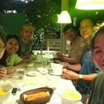 Good food with Good company