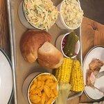 Bilde fra Texas Barbecue Café