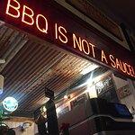 Bilde fra Ralph's Barbecue