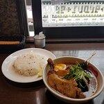Suage+汤咖喱照片