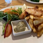Murray Cod & Chips