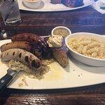 3-Sausage Platter