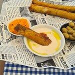 תמונה של מסעדת הדגים עין גב